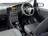 Holden TT Zafira 2003–05 pictures