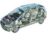 Images of Holden TT Zafira 2001–03