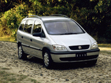 Images of Holden TT Zafira 2001–03