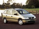 Pictures of Holden TT Zafira 2003–05