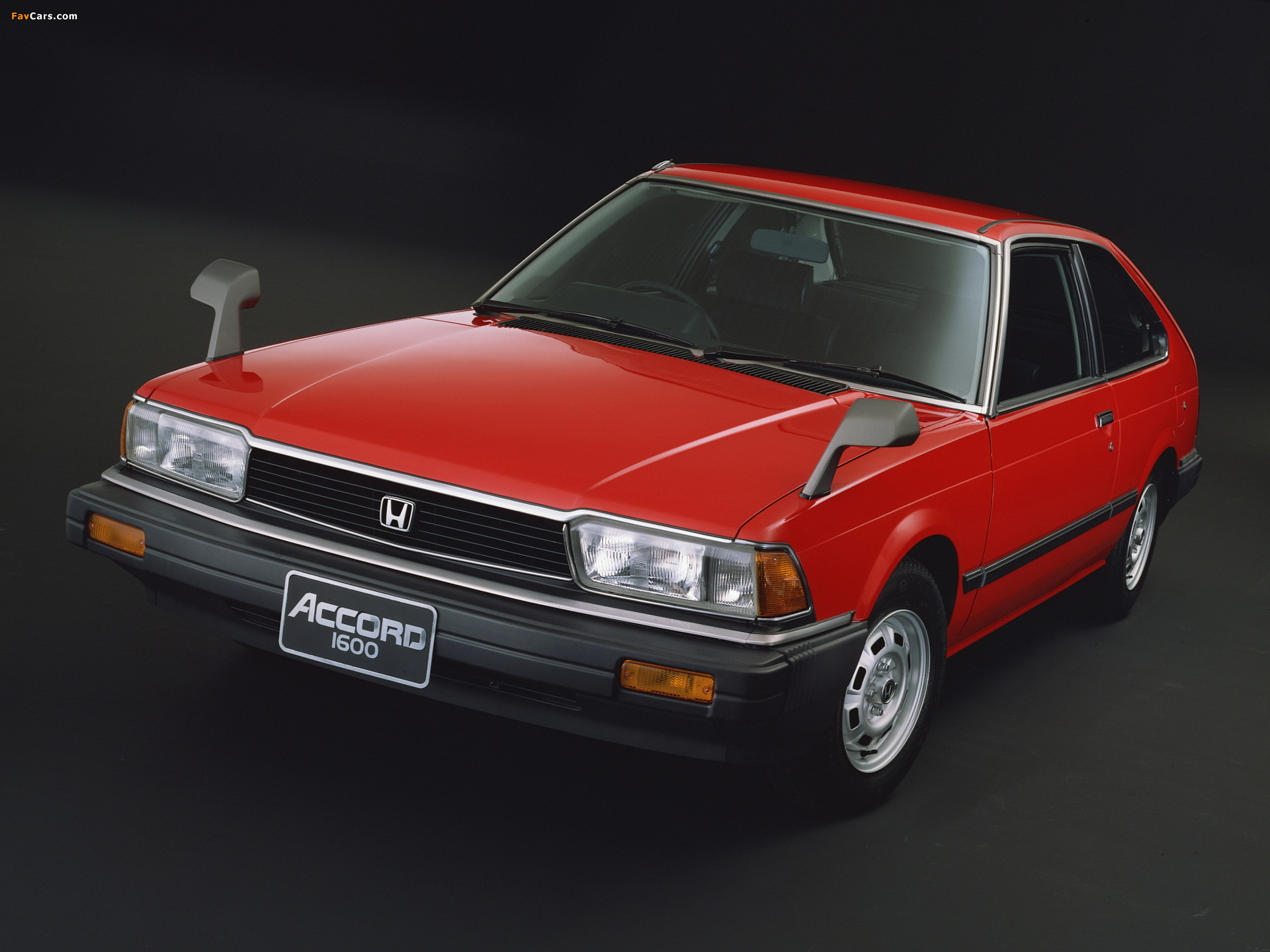 1981 Honda Accord Hatchback 1600 EX related infomation,specifications - WeiLi Automotive Network