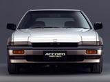 Honda Accord Aerodeck (CA) 1985–89 images