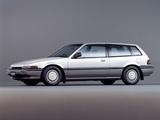 Honda Accord Aerodeck (CA) 1985–89 photos