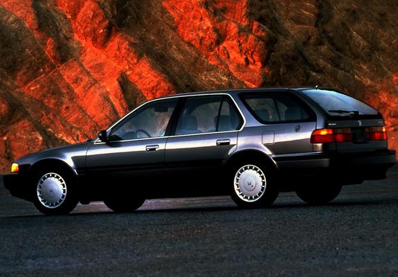1990 accord wagon