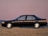 Honda Accord Sedan US-spec (CB) 1990–93 wallpapers