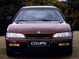Honda Accord Sedan US-spec (CD) 1994–97 photos