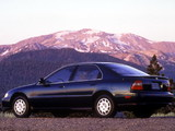 Honda Accord Sedan US-spec (CD) 1994–97 wallpapers