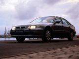 Honda Accord Sedan (CD) 1996–98 images