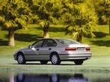 Honda Accord Sedan (CD) 1996–98 pictures