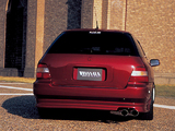 WALD Honda Accord Wagon Face Lift Sports Line (CE) 1996–98 wallpapers