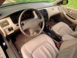 Honda Accord Sedan US-spec 1998–2002 wallpapers