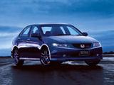 Honda Accord Euro-R Sedan (CL7) 2002–05 photos