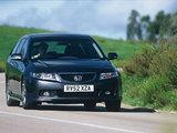 Honda Accord Type-S Tourer (CM2) 2003–06 images