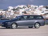 Honda Accord Type-S Tourer (CM2) 2003–06 wallpapers