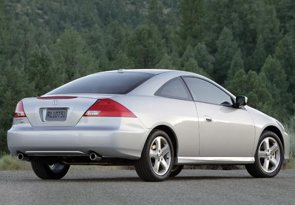Honda Accord Coupe US-spec 2006–07 photos