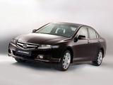 Honda Accord Sedan (CL) 2006–08 pictures