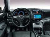 Honda Accord Sedan (CL) 2006–08 wallpapers