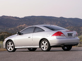 Honda Accord Coupe US-spec 2006–07 wallpapers