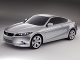 Honda Accord Coupe Concept 2007 photos