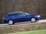 Honda Accord Tourer (CW) 2008–11 photos