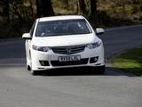 Honda Accord Type-S Sedan UK-spec (CU) 2008–11 pictures