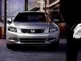 Honda Accord Sedan AU-spec 2008–11 pictures