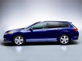 Honda Accord Tourer (CW) 2008–11 wallpapers