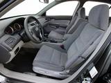 Honda Accord Sedan US-spec 2008–10 wallpapers