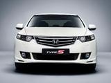 Honda Accord Diesel Type-S Sedan (CU) 2009–11 pictures