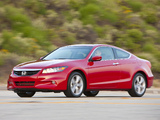 Honda Accord Coupe US-spec 2010–12 images