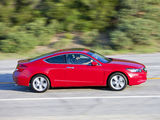 Honda Accord Coupe US-spec 2010–12 photos