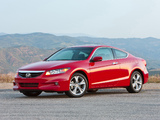 Honda Accord Coupe US-spec 2010–12 wallpapers