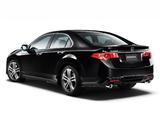 Honda Accord Type-S Sedan JP-spec (CU) 2011–12 images