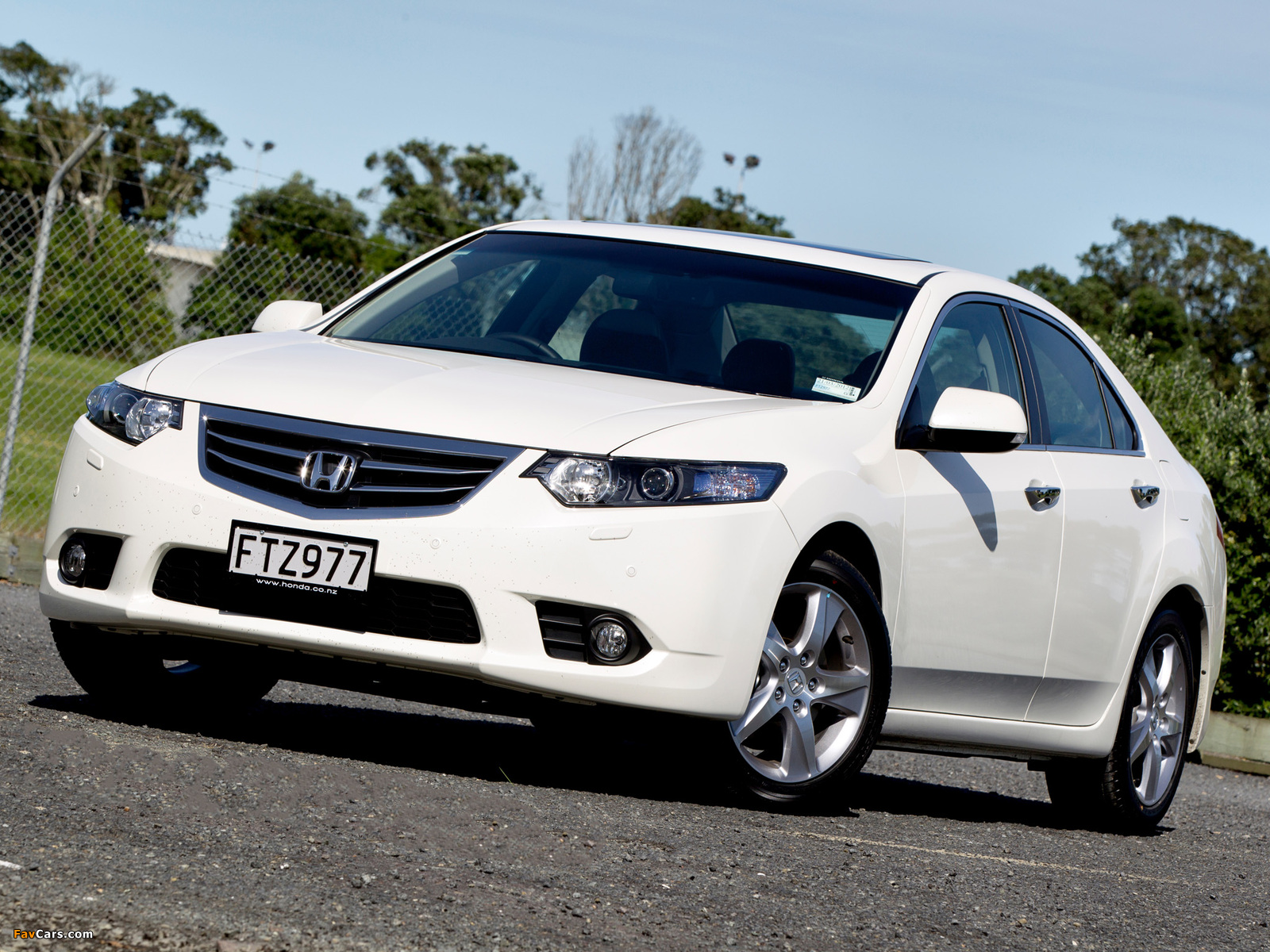 Honda Accord Euro Sedan Au Spec 2011 Images 1600x1200