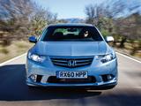 Honda Accord Type-S Sedan (CU) 2011 photos