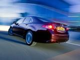 Honda Accord Type-S Sedan UK-spec (CU) 2011 pictures