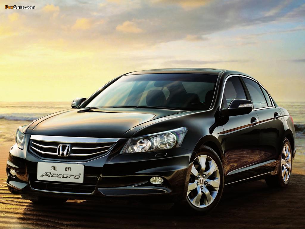 Honda Accord Sedan Cn Spec 2011 Pictures 1024x768