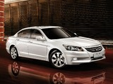 Honda Accord Sedan CN-spec 2011 wallpapers