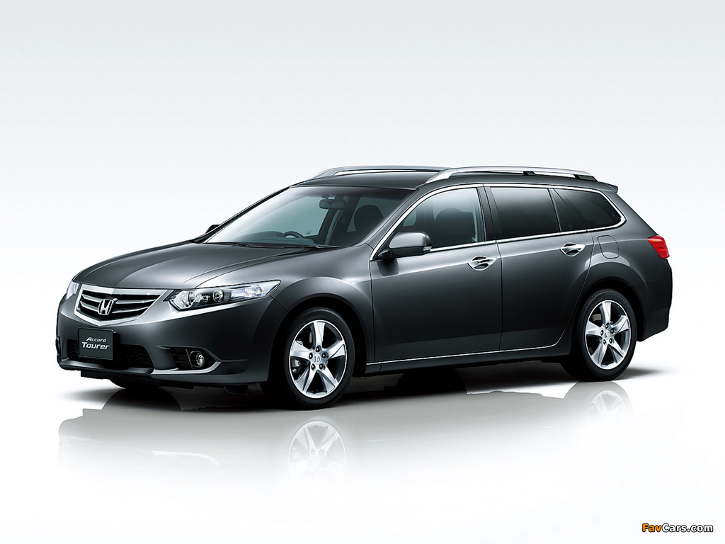 Honda Accord Tourer Jp Spec Cw 2011 12 Wallpapers 1024x768
