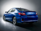 Honda Accord EX-L V6 Coupe 2012 images