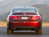 Honda Accord EX-L V6 Sedan 2012 images