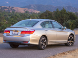 Honda Accord PHEV Sedan 2012 photos
