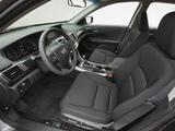 Honda Accord Sport Sedan 2012 photos