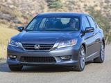Honda Accord Sport Sedan 2012 pictures