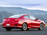 Honda Accord EX-L V6 Coupe 2012 pictures