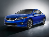 Honda Accord EX-L V6 Coupe 2012 wallpapers