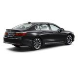 Honda Accord Hybrid JP-spec 2013 images