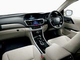 Honda Accord Plug-in Hybrid JP-spec 2013 images