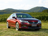 Honda Accord V6 Sedan AU-spec 2013 photos