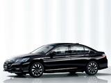 Honda Accord Hybrid JP-spec 2013 wallpapers